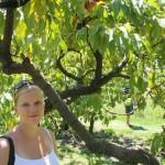 Betina og nektarintræet